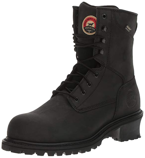 Irish Setter Work Men's Mesabi Steel Toe 83836 Boot
