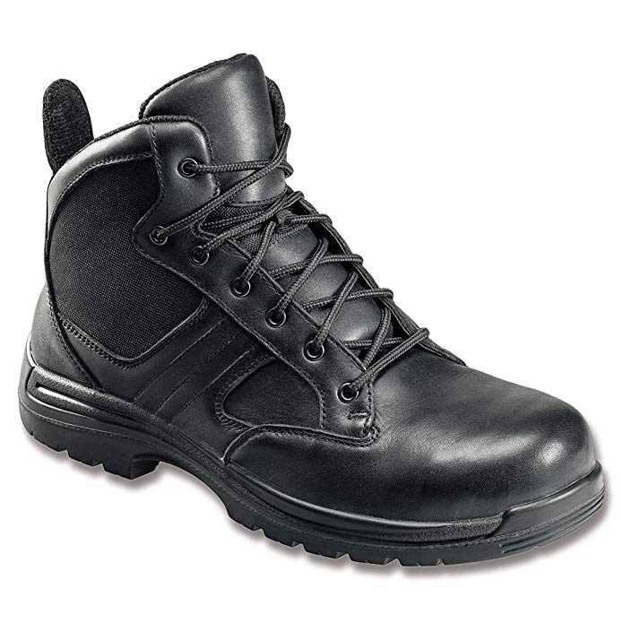 Avenger Men's Composite Toe Zipper Boots