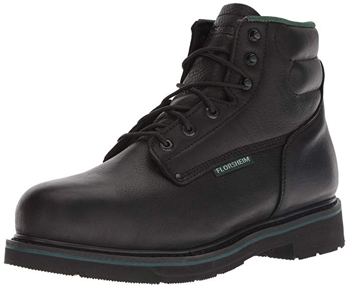 Florsheim Work Men's FE675 Steel-Toed Work Boot