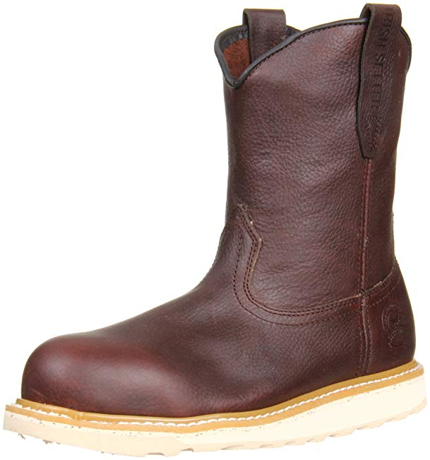 Irish Setter Men's 83908 Wellington Aluminum Toe Work Boot