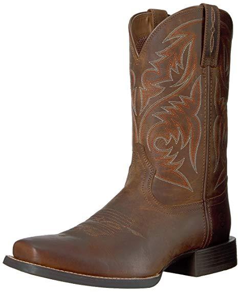 Ariat Men's Sport Herdsman Western Cowboy Boot